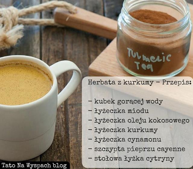 przepis-herbata-z-kurkumy