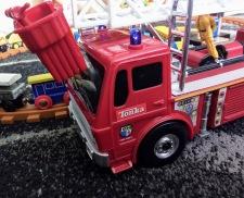 Wóż strażacki