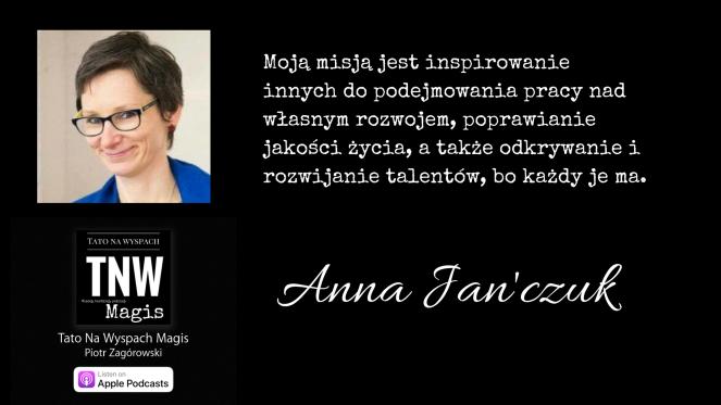 [podcast] Anna Jańczuk – Jak mądrzepomagać