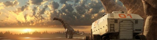 Przenieś się 67mln lat wstecz i stań oko w oko zdinozaurem