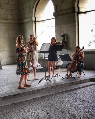 Zoo Zurich Koncert