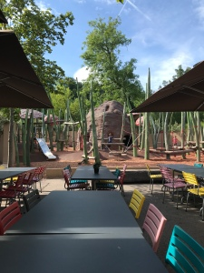 Zoo Zurich plac zabaw