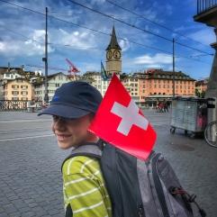 Zoo Zurich flaga